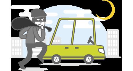 國泰產險-竊盜險